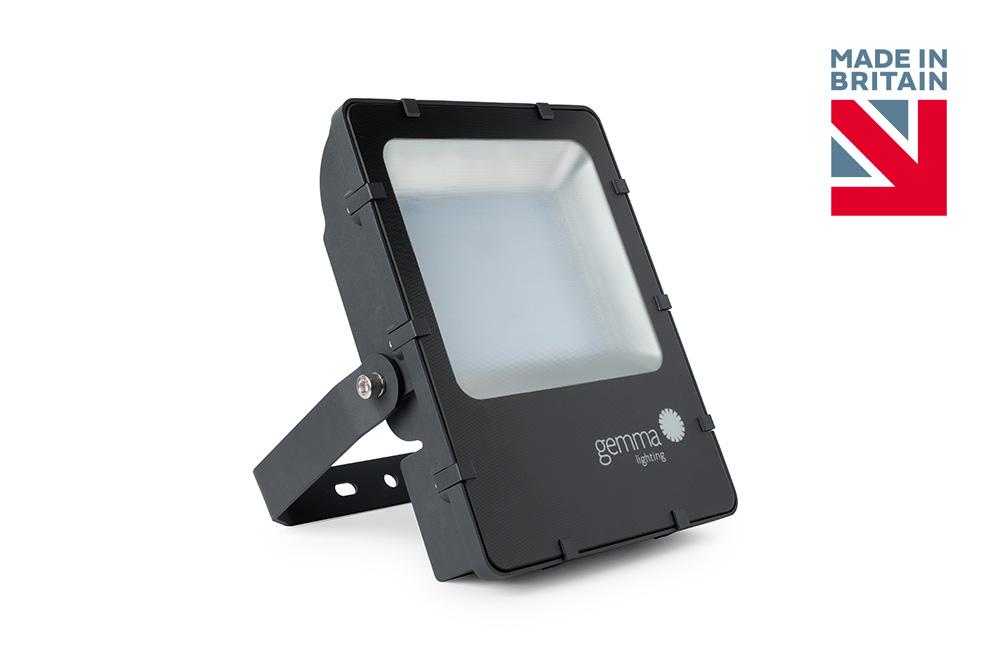 Led flood lighting designers and manufacturers gemma lighting blazer 80w 10800lm led flood light aloadofball Images