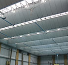 LED High Bay for gymnasium, low galre and dimming and adjustable