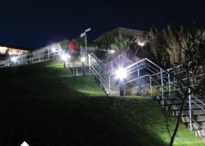 LED Solar Lighting