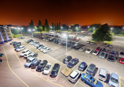 LED Lighting Car Park - UK OEM