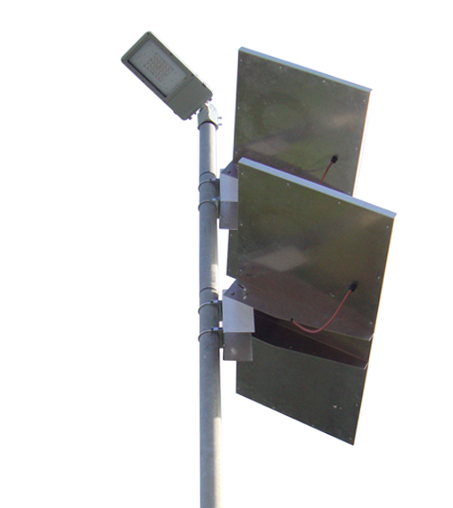 LED Solar Street Light System 12v and 24V DC Lighting Street