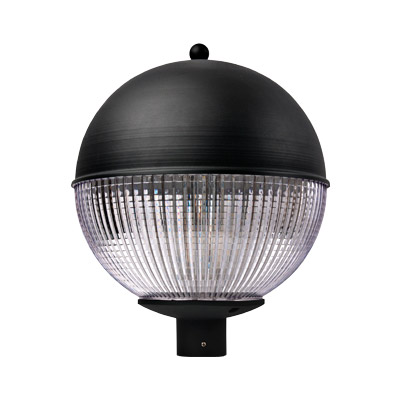 LED Globe Sphere Light for Car Park 4k 4000k Photocell Dali