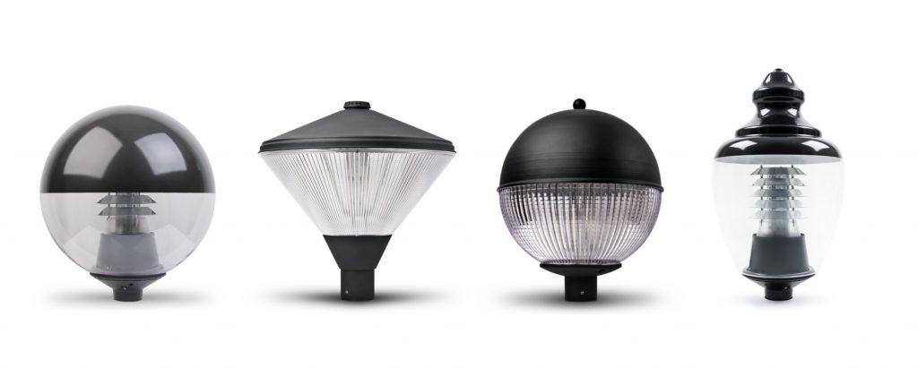 Amenity LED Post Tops
