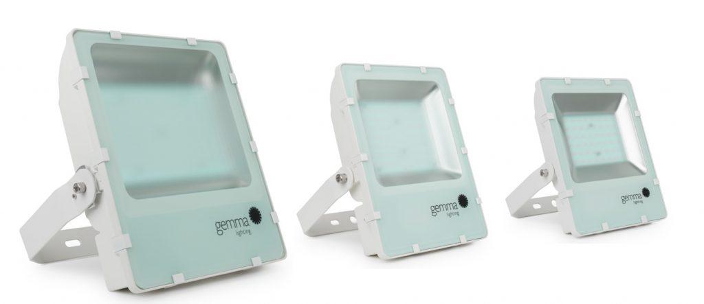 White LED Flood Lights